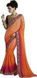 Melluha Embroidered Fashion Jacquard Sar...