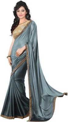 360bazaar Embriodered Fashion Jacquard Sari