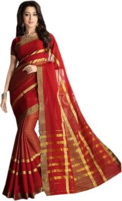 BLIS BOUTIQUE Self Design Fashion Georgette Sari