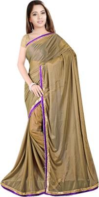 Sixmeter Striped Fashion Lycra Sari