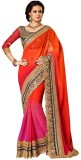 Om Fashion Embroidered Bollywood Pure Ge...