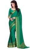 Rajshrifashions Embroidered Lugade Jacqu...