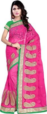 Kabira Embriodered Bollywood Net Sari