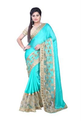 Bapa Sitaram Fashion Embriodered Bollywood Georgette Sari