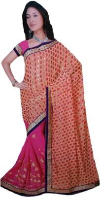 Vivah Embellished, Embriodered Bollywood Georgette Sari