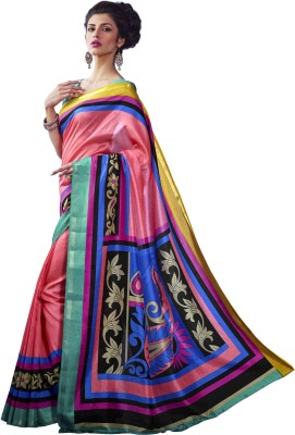 Sunaina Printed Fashion Cotton Sari