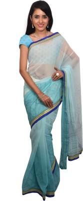 Arisidh Printed Bollywood Pure Georgette Sari
