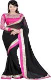 Dealtz Fashion Plain Bollywood Art Silk ...
