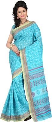 Ansu Fashion Printed Fashion Cotton Sari