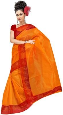 Mahaprabhu Printed Daily Wear Handloom Net Sari