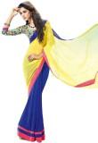 Aaradhya Shop Embriodered Fashion Chiffo...