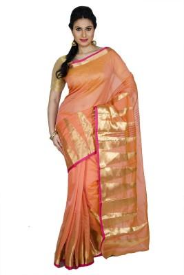 KAAJAL Self Design Fashion Banarasi Silk Sari