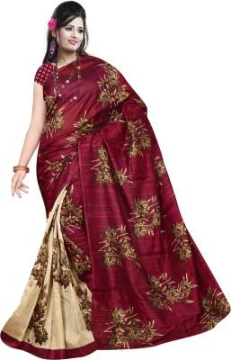 Shivam Saree Printed Fashion Silk Sari