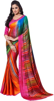 Diva Fashion-Surat Printed Bollywood Handloom Jacquard Sari