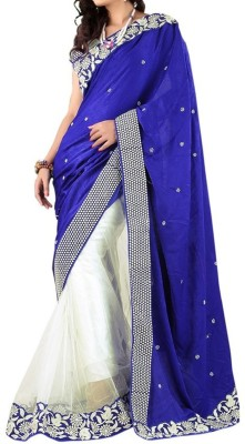 Parmar Design Embriodered Bollywood Pure Georgette Sari