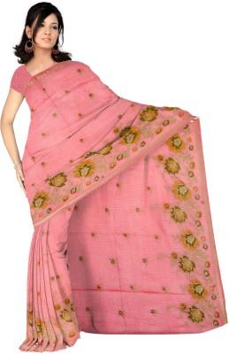 Kothari Checkered Daily Wear Viscose Sari