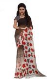vihana Printed Bollywood Georgette Saree...
