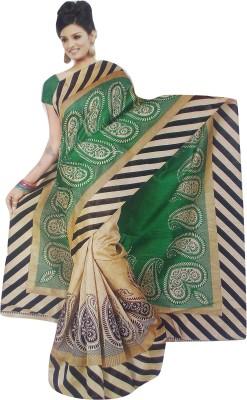 Varsha Printed Fashion Art Silk Sari