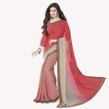 JD EXPORT Floral Print Bollywood Georget...