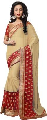 Dlines Embriodered Fashion Chiffon Sari