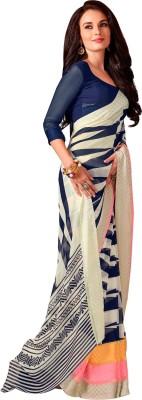 Shop Avenue Printed Fashion Georgette Sari