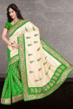 Aanaya Fashions Embriodered Bhagalpuri S...