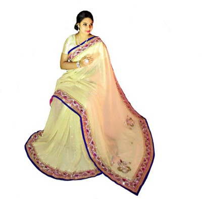 Home Design Embellished Fashion Handloom Silk Sari
