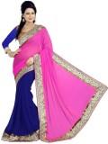 Vibha Creation Self Design Bollywood Geo...
