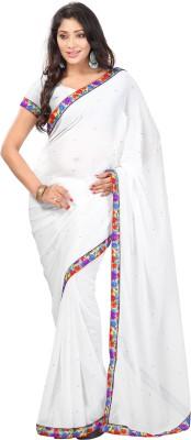 Shagun Prints Embellished Bollywood Chiffon Sari