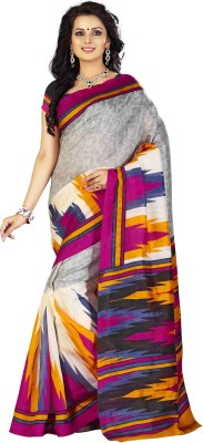 MySarees Printed Fashion Cotton Sari