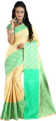 Fashionoma Self Design, Floral Print Fashion Art Silk Sari