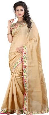 Sbfsarees Plain Bhagalpuri Cotton Sari