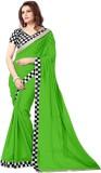 Varni Retail Self Design Bollywood Georg...