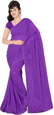 Sitaram Solid Fashion Handloom Art Silk Sari