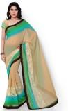 Satya Sita Self Design, Plain Fashion Ge...