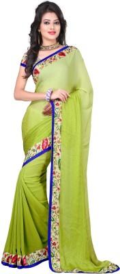 Manshvi Fashion Plain Daily Wear Jacquard Sari