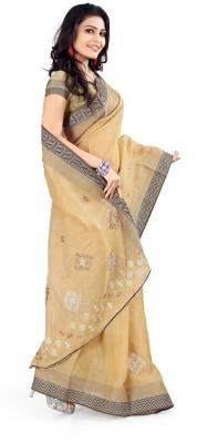 Mrsaree Embriodered Fashion Handloom Cotton Sari