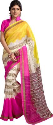 Morli Printed Daily Wear Art Silk Sari