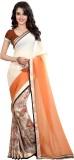 Arya Fashion Solid Bollywood Georgette S...