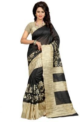 Kalika Self Design Bhagalpuri Cotton Sari