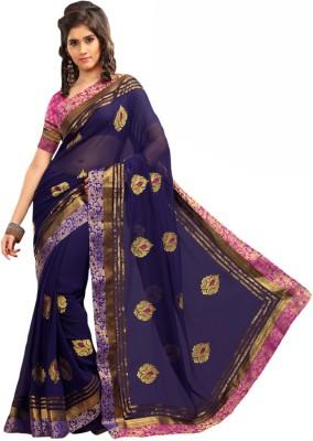 Arisidh Printed Fashion Silk Sari