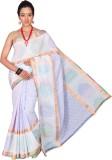 Pavechas Printed Banarasi Banarasi Silk ...