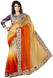 V Dream Embriodered Fashion Cotton Sari