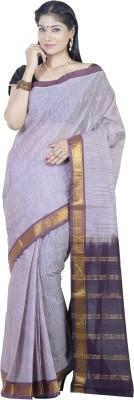 JISB Plain Mangalagiri Cotton Sari