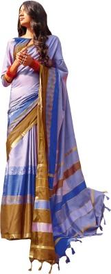 Roop Kashish Embellished Bollywood Cotton Sari