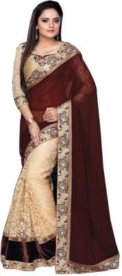 Fashion Designer Sarees Embellished Bollywood Georgette Sari