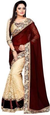 Payal Fashion Self Design Fashion Georgette Sari