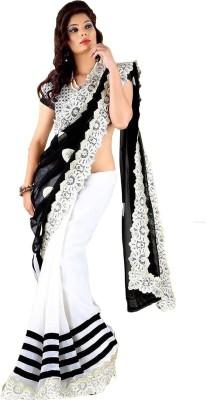 Ashton Embriodered Fashion Georgette Sari