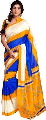 FNF Printed Daily Wear Art Silk Sari