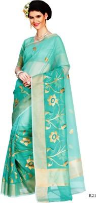 La,ethnic Self Design Fashion Cotton Sari